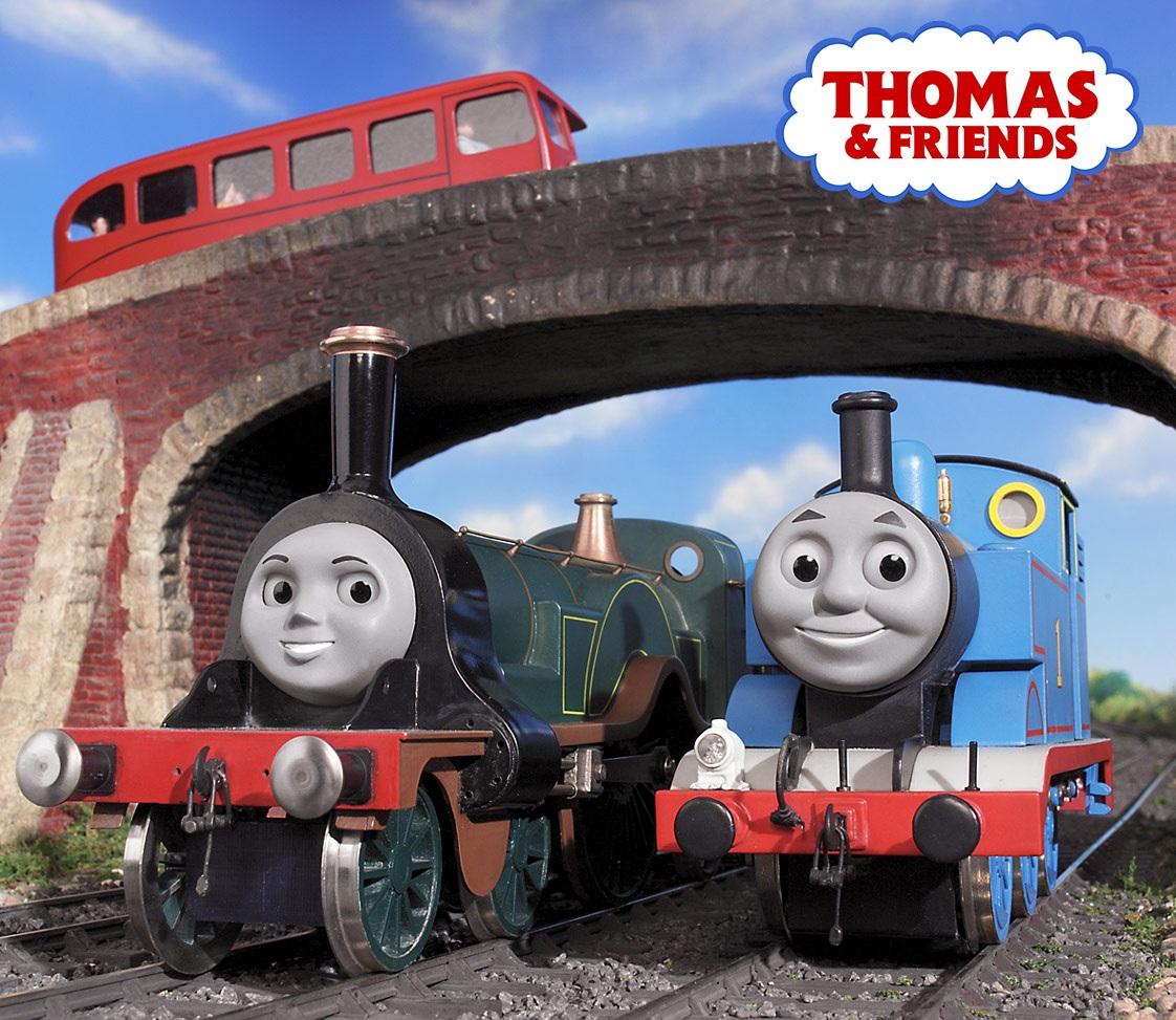 Image - ThomasandEmilyPromo.jpg | Thomas the Tank Engine ...