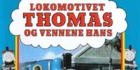 Thomas the Tank Engine 2 (Scandinavian VHS/DVD)