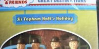 Sir Topham Hatt's Holiday (Philippine DVD)