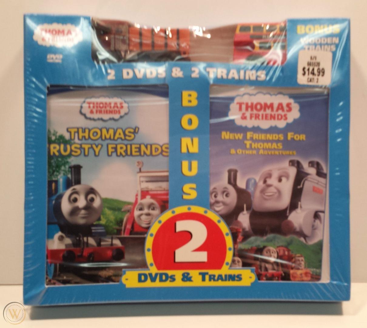 File:Thomas'TrustyFriendsandNewFriendsforThomasDVDwithWoodenElizabethandBulgy.jpg