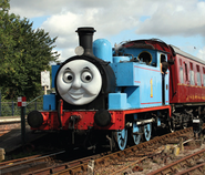 """""""Real""""Thomas"""