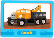 ButchTradingCard