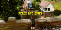 Peace and Quiet/Gallery