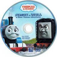 Steamiesvs.DieselsandOtherThomasAdventuresdisc