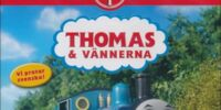 Thomas and the Lighthouse (Swedish DVD)