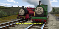 Don't Bother Victor!