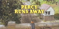 Percy Runs Away