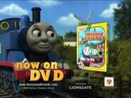 Railway Friends DVD Advert