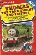 TheSadStoryofHenry,Thomas'sTrainandThomasandtheGuard(LadybirdBook)