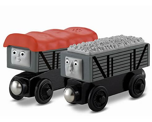 File:WoodenRailway2013GigglingTroublesomeTrucks.png