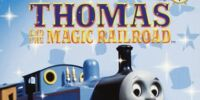 Thomas and the Magic Railroad (activity book)