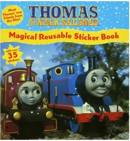 File:ThomasandtheMagicRailroadStickerBook.jpg