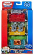 TrackMaster(Fisher-Price)CastleCargoDeliverybox