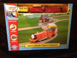TrackMaster(HiTToyCompany)JamesClassicFigure8Playsetbox