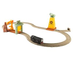 TrackMaster(Fisher-Price)EmergencySearchlightSet3