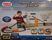 TrackMaster(Revolution)Thomas'AvalancheEscapeSetboxback