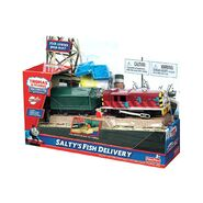 TrackMaster(Fisher-Price)Salty'sFishDeliverybox