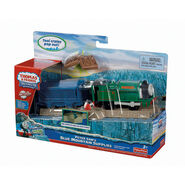TrackMaster(Fisher-Price)PeterSam'sBlueMountainSuppliesbox