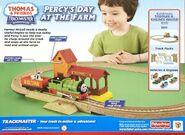 TrackMaster(Fisher-Price)Percy'sDayattheFarmboxback