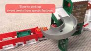 TrackMaster (Revolution) Holiday Cargo Delivery Set Demo