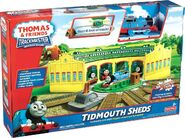 TrackMaster(Fisher-Price)TidmouthShedsbox