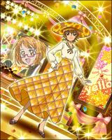 Puzzlun card Itsuki 5