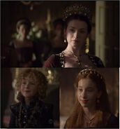 The Tudors - 4X01 - Lady Mary, Principe Edward e Elizabeth