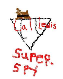 Cal Lewis Super Spy