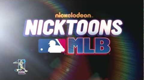 NICKTOONS MLB E3 2011 Trailer