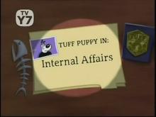 Internal Affairs Title Card