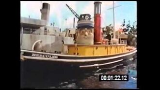 The Lost TUGS US VHS Release