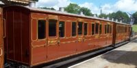 Dock Railway Coaches
