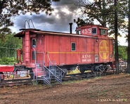 HDR Caboose