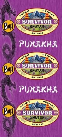Punakhabuff