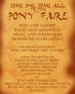 PonyFaire