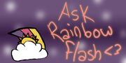 Ask Rainbow Flash