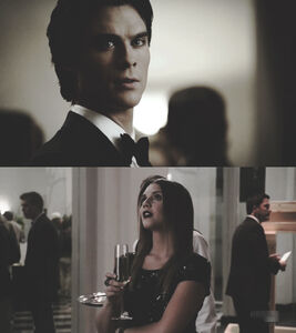 Damon and Kennedy (3x14) 1