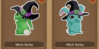 Witch Bunny