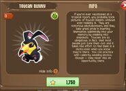 Toucan Bunny 2 (Info)