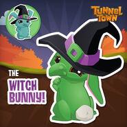 Witch Bunny (News)