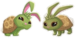 Turtle Bunny (Icon)