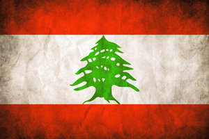 File:Lebanese Grungy Flag by think0.jpg