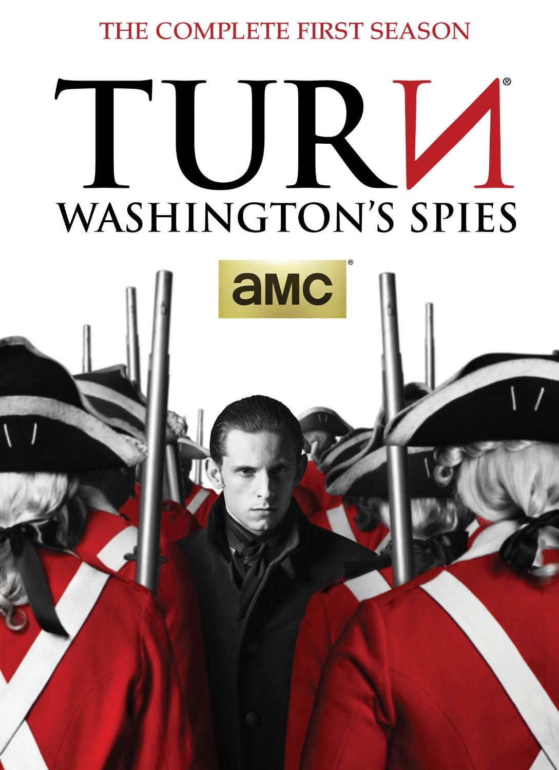 Posūkis (1 sezonas)  / TURN: Washingtons Spies (season 1)