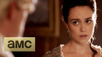 TURN Washington's Spies 'Living in Sin' Talked About Scene Ep. 304
