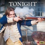 Turn Season 1 Episode 3 social media countdown photo