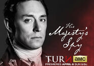 Turn Season 1 character poster 8