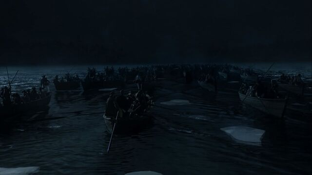File:George Washington's army crossing the Delaware River in-universe.jpg