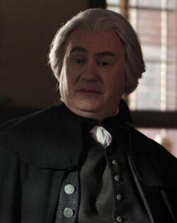 Samuel Townsend in-universe