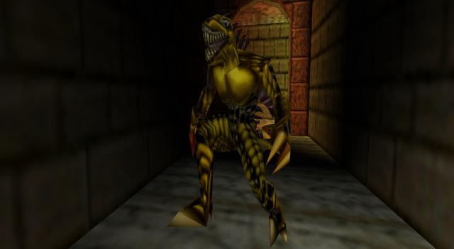 File:Turok 2 Seeds of Evil - Enemies - Dinosoids - Raptoid (3).png