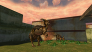 Turok Evolution Wildlife - Parasaurolophus (6)